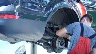 Как заменить масло в двигателе Хендай Гетц видео